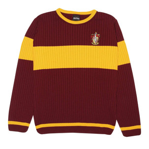 Harry Potter knitted jumper (in any House)