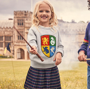 Harry Potter Girls Collection by Mini Boden