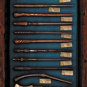 Poster: Harry Potter Wands