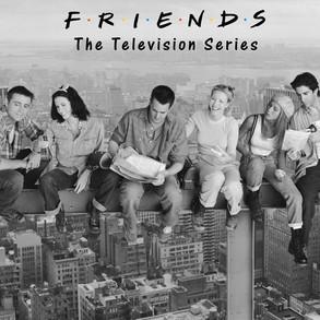 Poster: FRIENDS on Girder