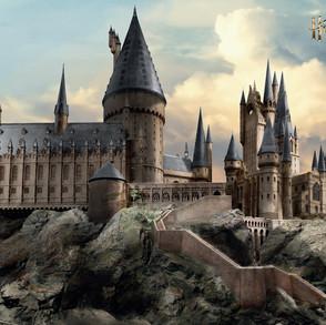 Poster: Harry Potter Hogwarts