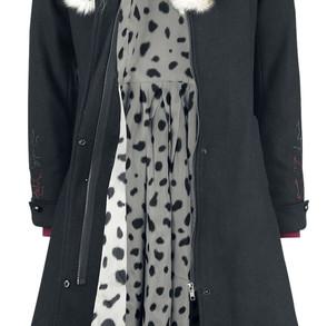 101 Dalmatians - Cruella De Vil Winter Coat
