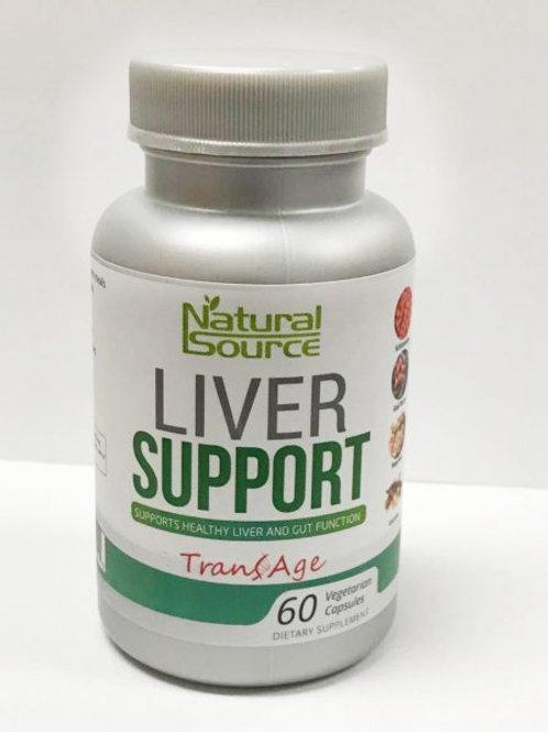 Liver Support (Vita-Mu) Bottle