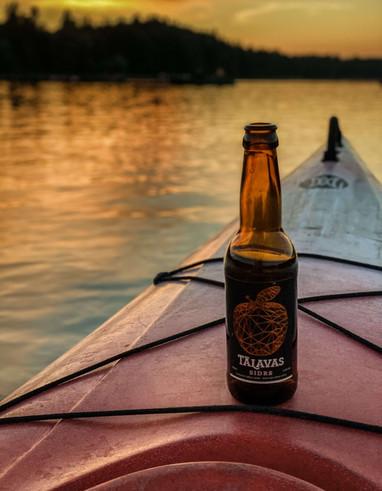 Talavas-Sidrs-kanoe-Vaidava