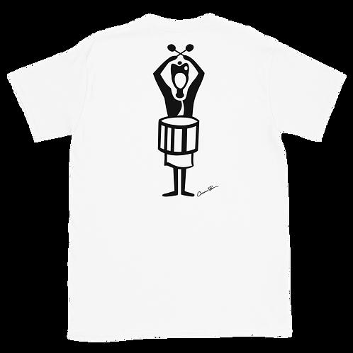 #BandReady Tenor Shirt (white)
