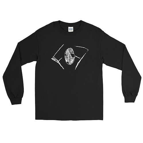 Men's Long Sleeve hand drawn FoF Shirt