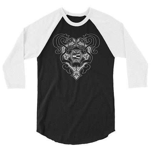 Unisex Celtic FOF 3/4 T-Shirt