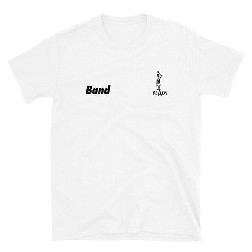 #BandReady Drum Major Shirt (white)