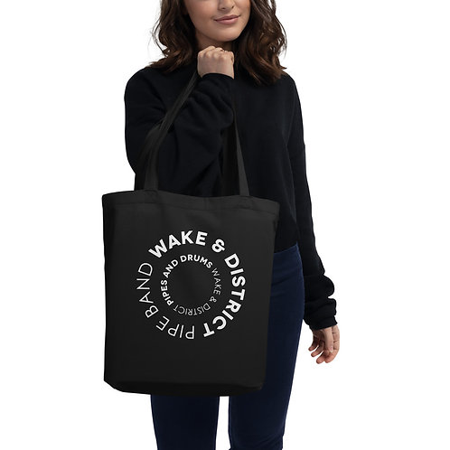 Wake and District Tote Bag