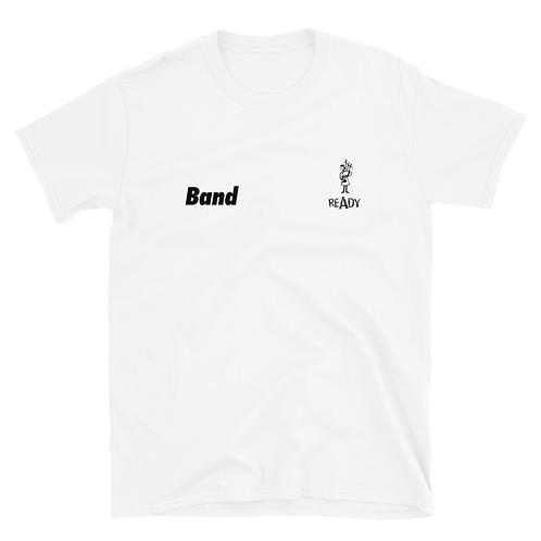 #BandReady Piper Shirt (white)