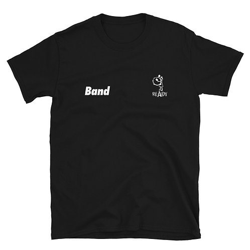 #BandReady Bass Drummer Shirt (black)
