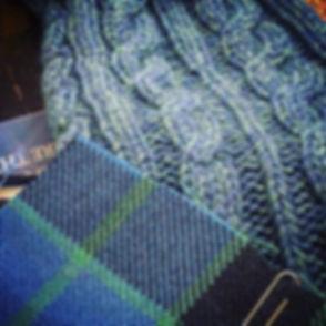 Our custom _houseofcheviot #Shetland #Mackay socks arrived.jpg