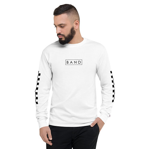 """BAND"" Champion Long Sleeve Shirt"
