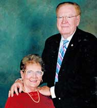 Betty and Lonnie Rex