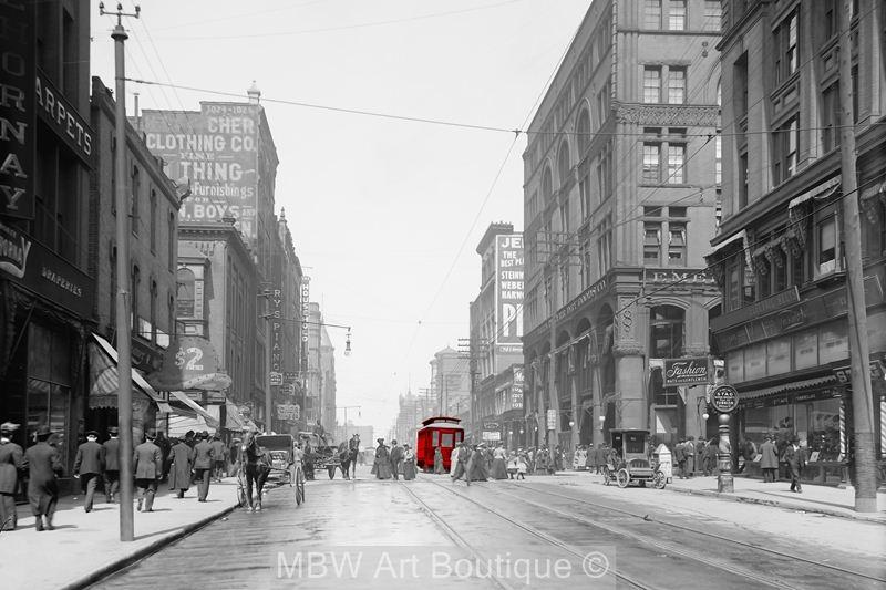 Red Series (Tram)