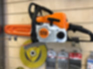 Stihl MS180 Chainsaw