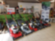 Our range of Weibang mowers