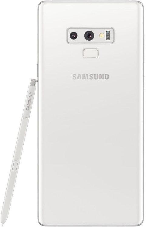 Samsung Galaxy Note 9 Dual SIM - 128GB, 6GB RAM, 4G LTE, UAE Ver