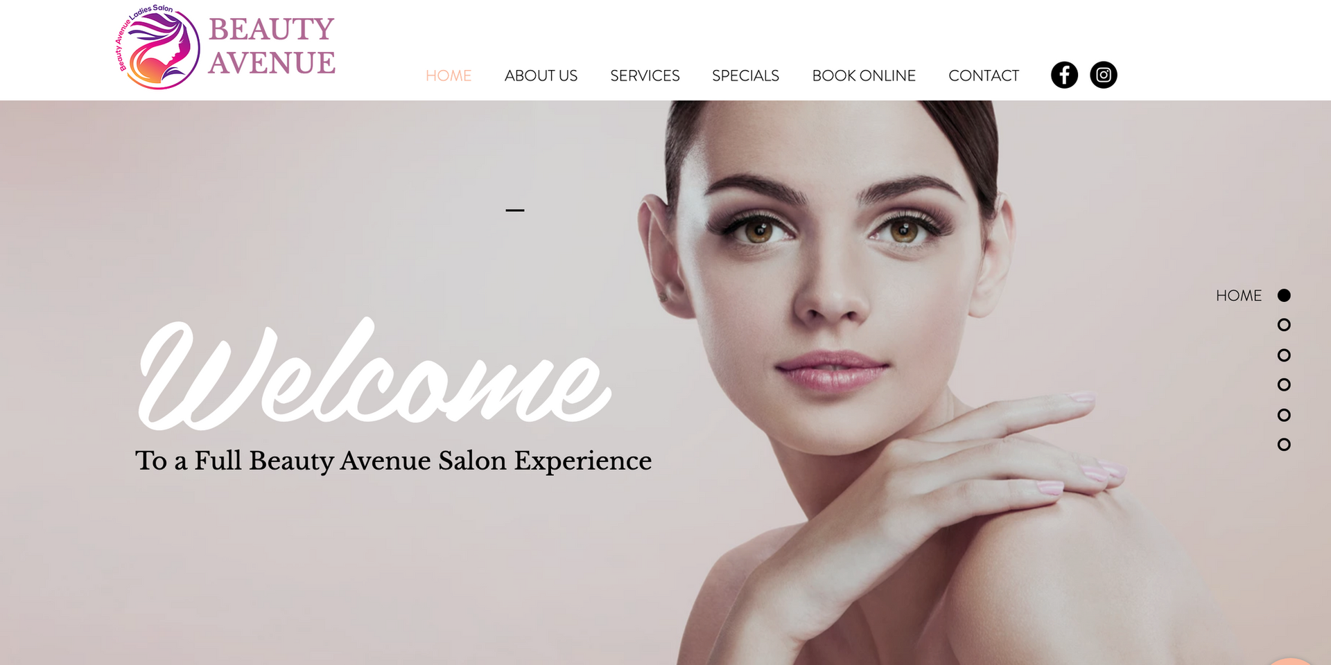 Beauty Avenue Salon