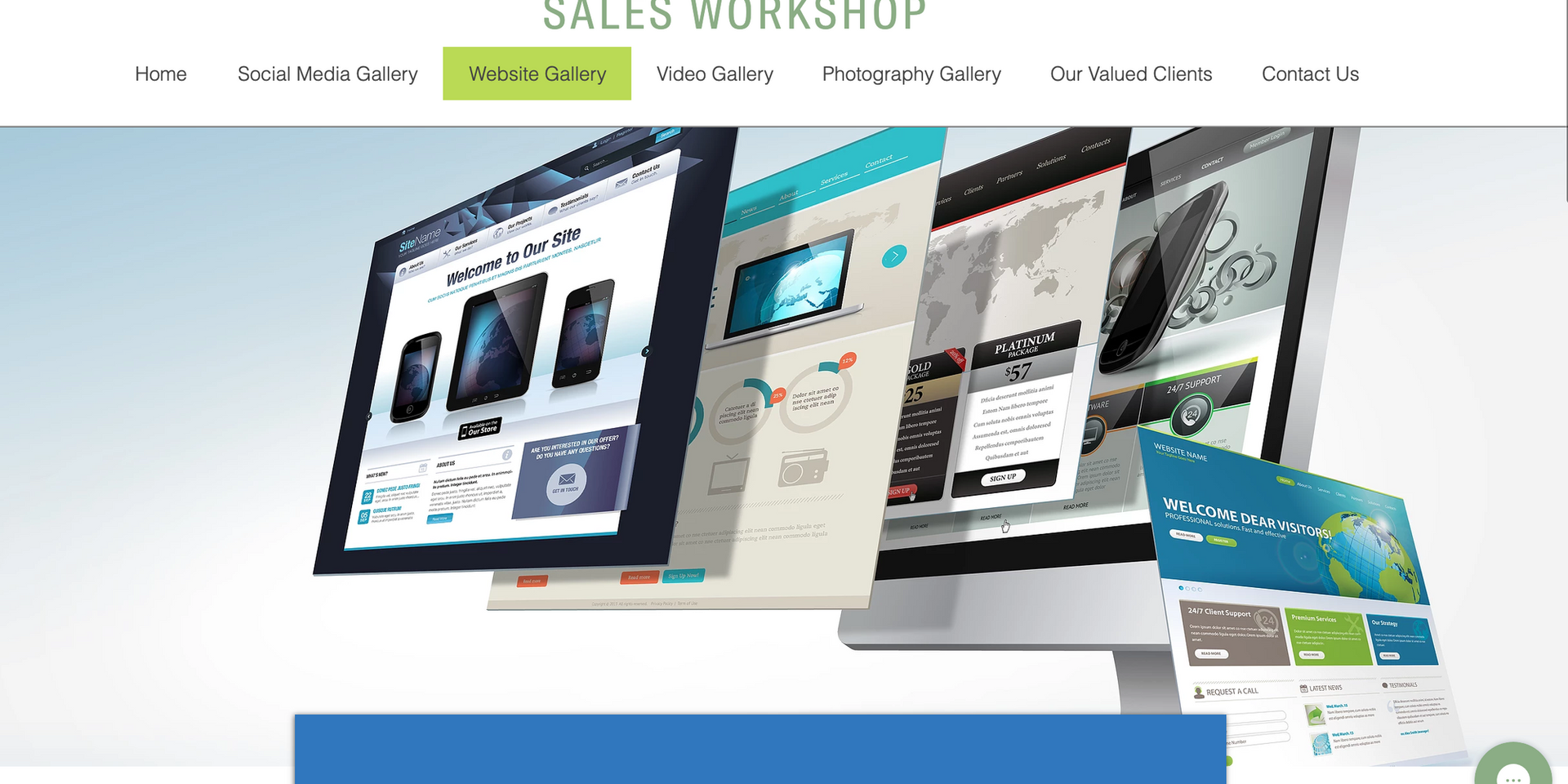 2gis Sales Website