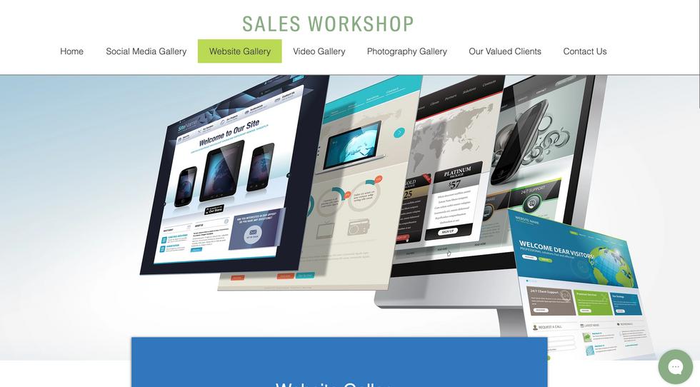 2gis Sales Website