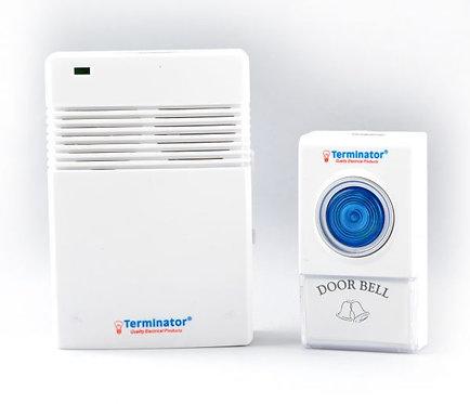 Terminator TDB 009ACDigital Wireless Door Bell