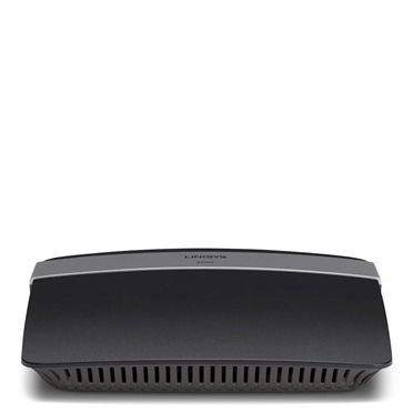 Linksys E1200 Wireless WIFI and Broad Band Router, Black