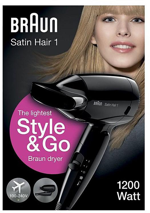 Braun 130 Hair Dryer