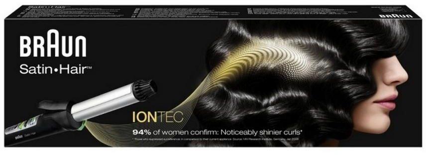 Braun Satin Hair 7 Hair Straightener With Wide Plates
