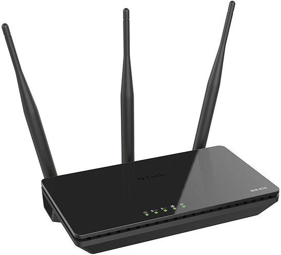 D-Link Wireless AC750 Dual Band Router, DIR-816