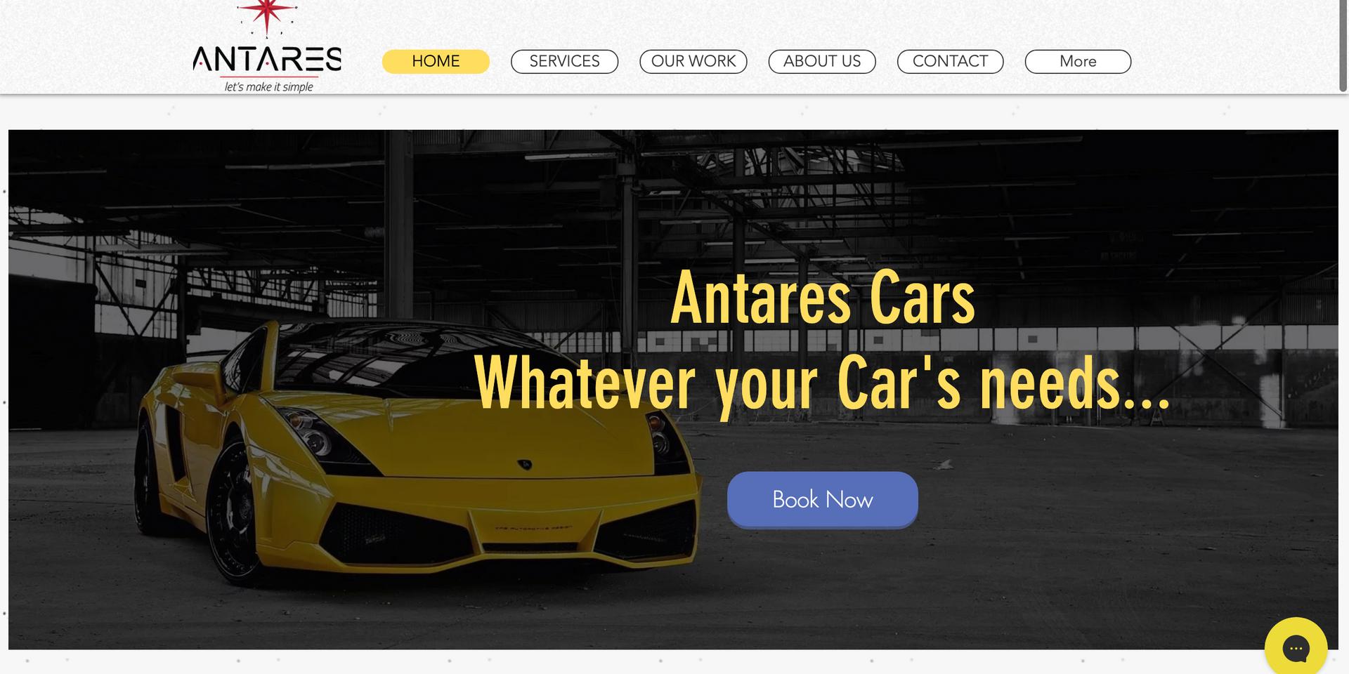 Antares rent a car