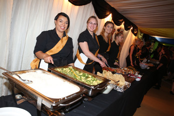 Warwickshire event catering