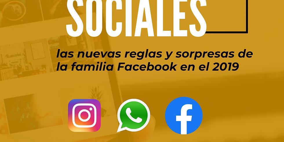 Redes Sociales Empresariales (actualizado 2019)