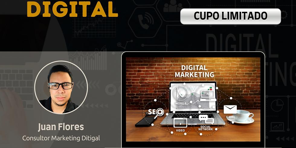 Marketing y Estrategia Digital