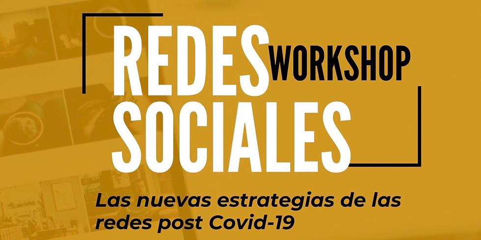 Workshop redes sociales