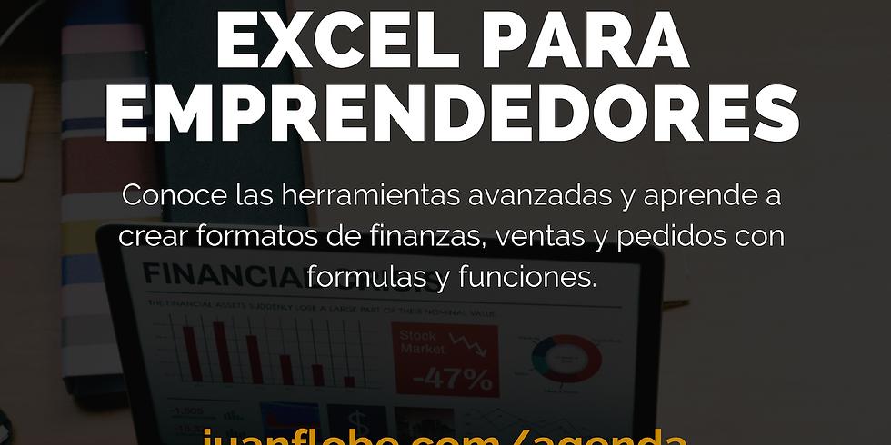 Excel para emprendedores (avanzado)
