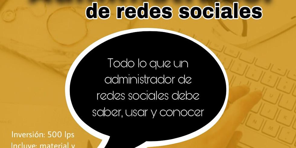 Curso para administradores de redes Sociales
