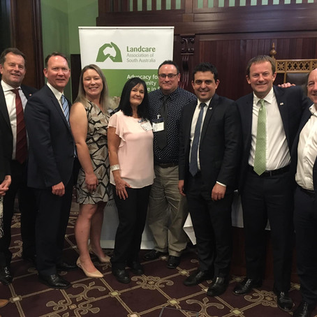 Parliamentary Friends of Landcare Annual Dinner