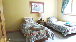 Blue Mountain Bedroom
