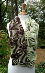 A brioche scarf