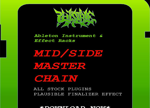 PLAUSIBLE MID/SIDE MASTER CHAIN