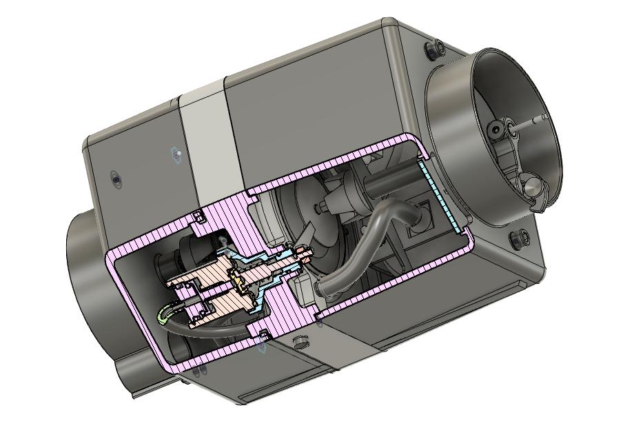 MARK-19 Ventilator
