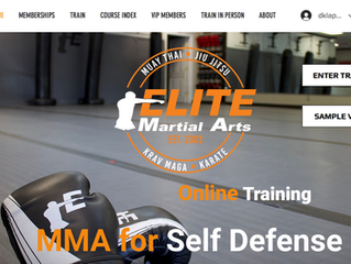 Elite Martial Arts Online