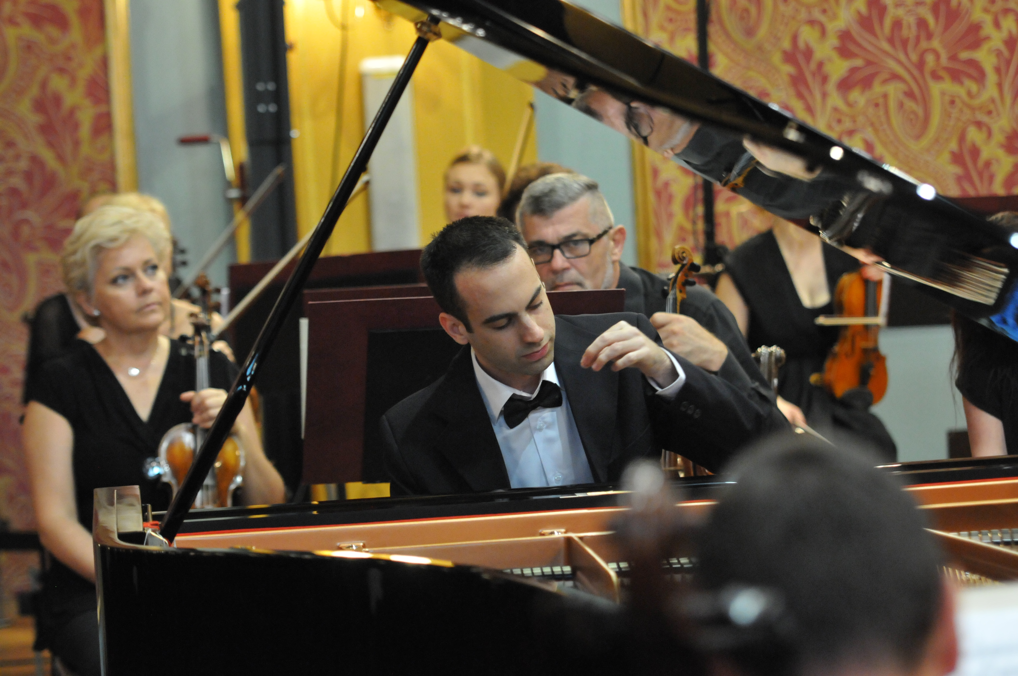 Performing Tchaikovsky's First Piano Concerto in Poland