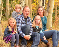 Thomas Cousineau and Family owners of Estes Park Handyman