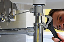 Light Plumbing to repair or replace a sink, faucet, or to unclocg a drain.