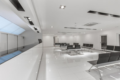 """Brighton Implant Clinic in Worthing. Photo shoot for the """"Craft Architects"""""""