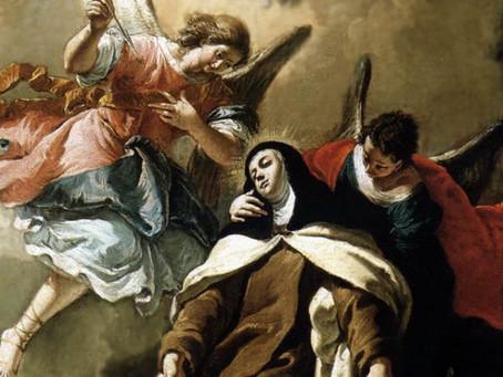 Fiesta de la transverberación de Teresa de Jesús