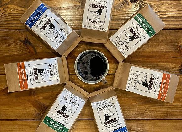 5lbs Caffeinated Brewing Coffee