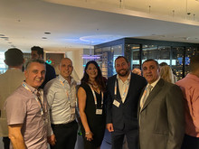 Linked Communications attends RingCentral Partner Event.